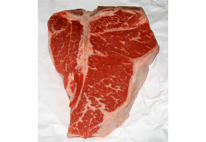 T-Bone Steak 500 Gr